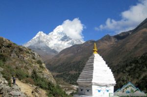 Trip to Mount Everest base camp trek information with travel guide