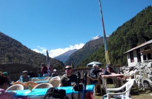 Advice to maintain hygiene during Everest base camp trek