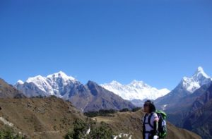 Private Everest base camp luxury lodge trek in Himalayas, Nepal