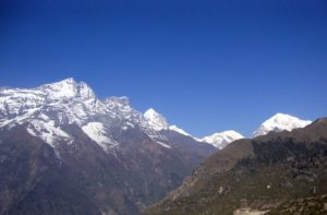 Rolwaling to Everest base camp trek via Tashi Lapcha pass