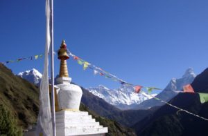 Guided luxury trekking in Nepal the Himalayas