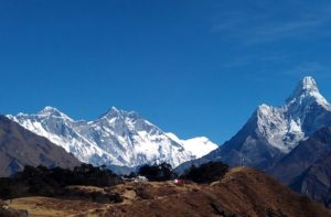 Everest base camp helicopter trek & tour cost to sightseeing Nepal