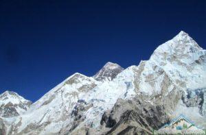Comfort Everest base camp trek 5 days trekking in Mount Everest region