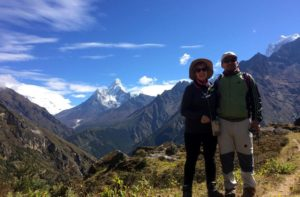 Everest short trek to Everest view hotel enjoy Everest short trekking in Nepal