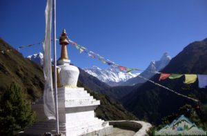 Mt. Everest base camp trek age limit minimum & health concerns