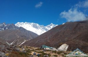 The grand story of experience on Mount Everest base camp trek notes