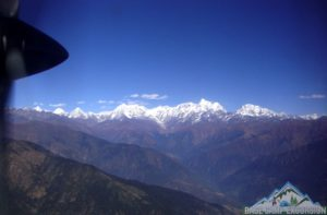 Book incredible Mount Everest experience mountain flight in Nepal