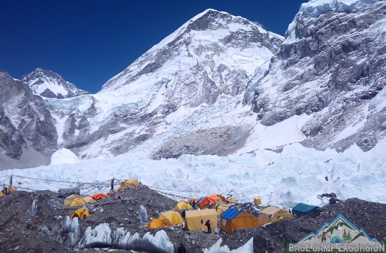 Where is Everest base camp location Khumjung 56000 Nepal, South Asia