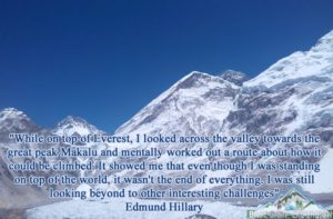 Top 10 Nepal travel quotes with inspirational Everest base camp quotes