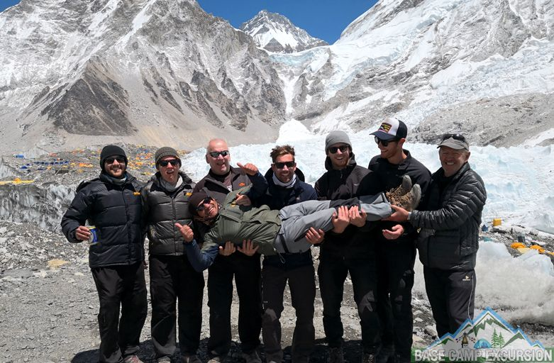 Local guides, options & duration to visit Everest base camp for beginners
