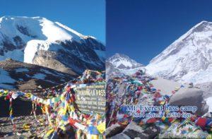 Annapurna circuit vs Everest base camp treks with pro's & con's