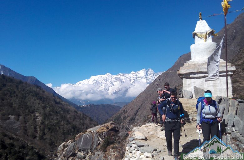 It is possible to do Everest base camp trek in 2 weeks easily