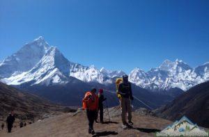 Main gateways to Everest base camp trek access by drive & flight