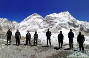 Practical information in Everest base camp trek expeditions in Nepal