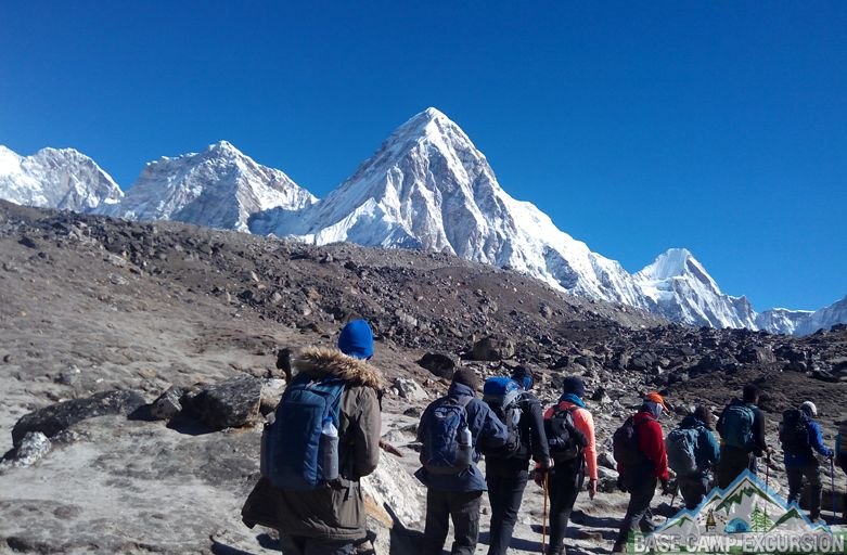 About Everest base camp trek best company for best Everest base camp tours