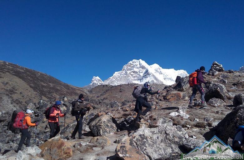 Everest base camp trek sitemap
