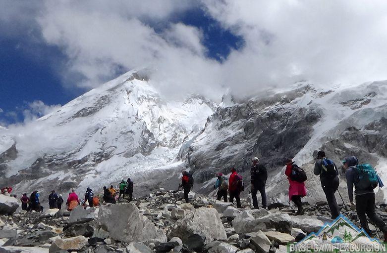 Round trip helicopter flight to Lukla to Everest base camp trek plan