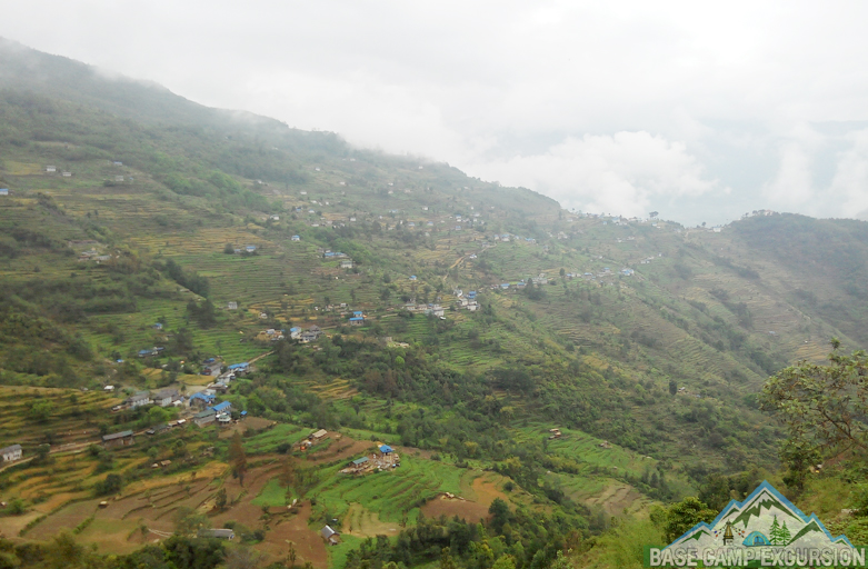 New route for Mount Everest base camp trek from Kharikhola