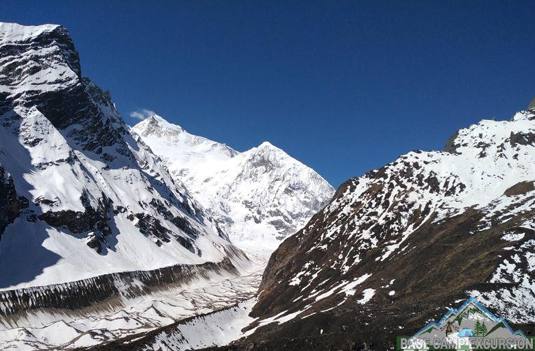Mount Kanchenjunga base camp trek cost from Nepal