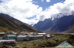 About langtang trek in Nepal
