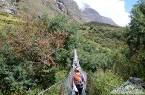 Langtang valley trekking best time of year