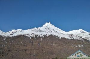 Manaslu trek Nepal